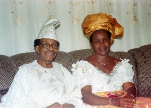 Mr.&Mrs.Eghomie