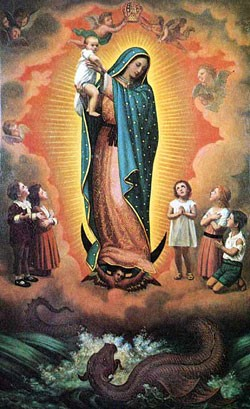 Our Lady of Quadalupe II