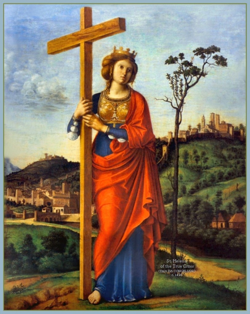 Saint Helen of the true Cross II