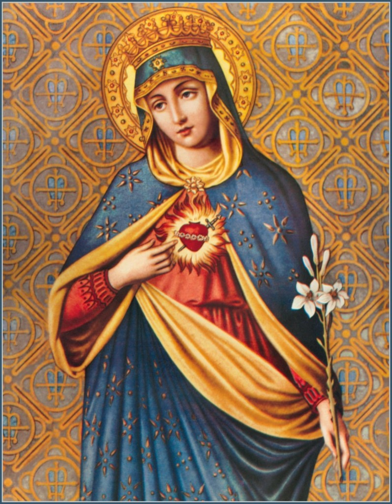 Miraculous image of our Lady of Sorrows