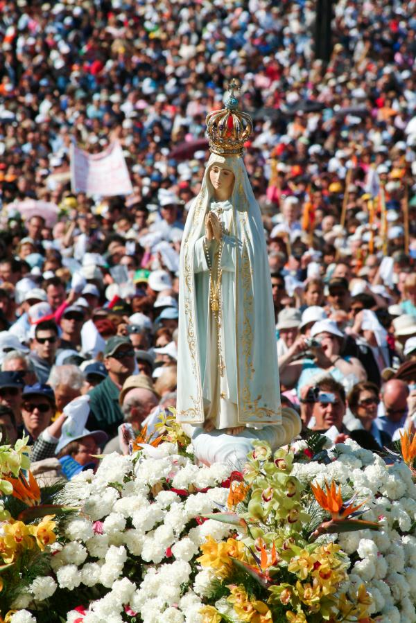 Our Lady of Fatima image